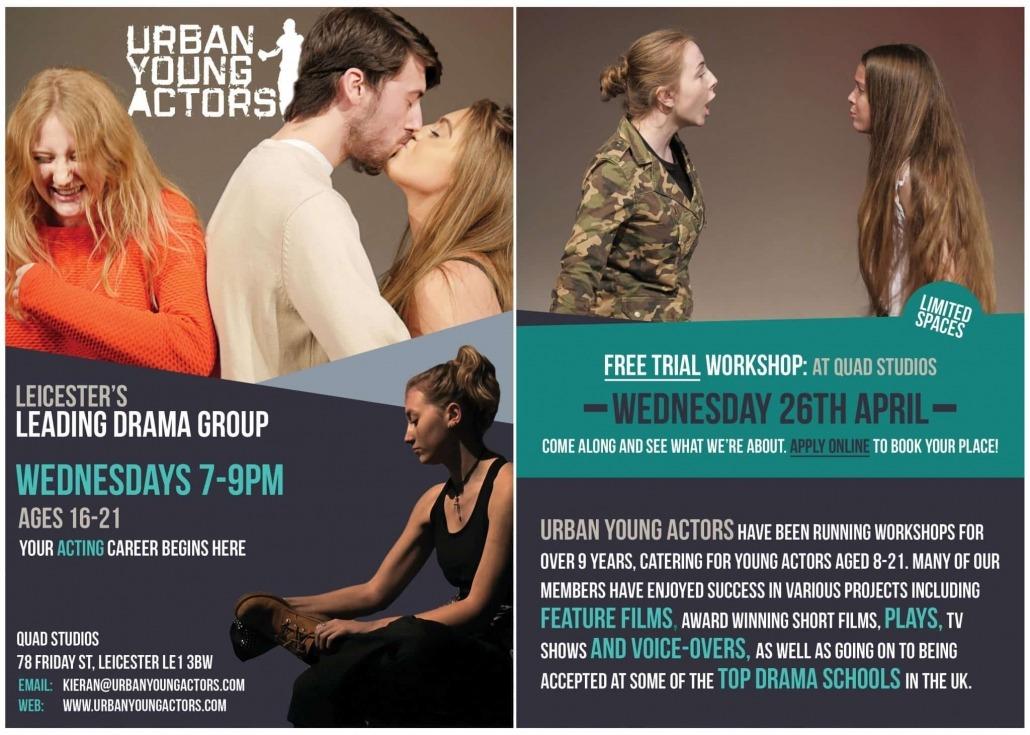 Free Trial Workshop Poster