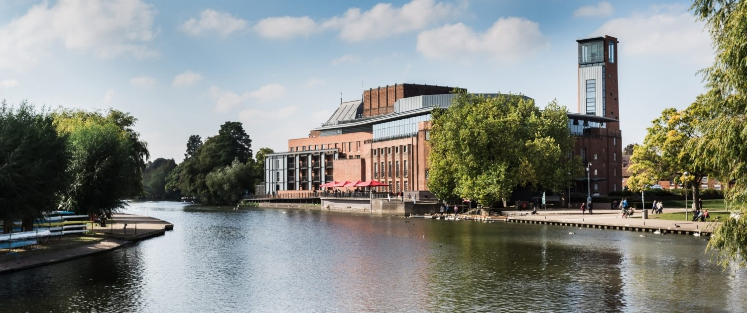 Royal Shakespeare Theatre, Straford-upon-Avon