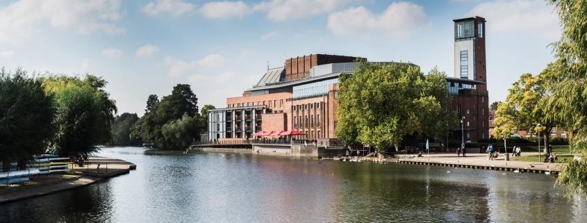 Royal Shakespeare Theatre, Straford-upon-Avon