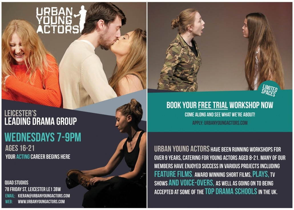 Wednesday Acting Workshops